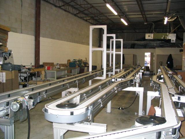 Flexible Conveyor Systems Inc